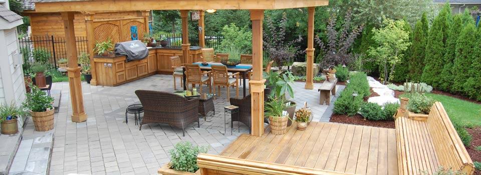 Landscaping Page Header