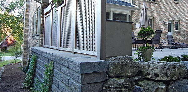 Retaining Wall Suppliers