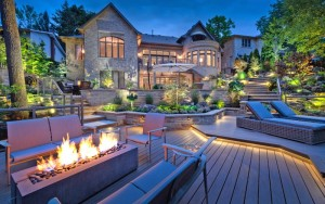 Landscape Lighting Pictures
